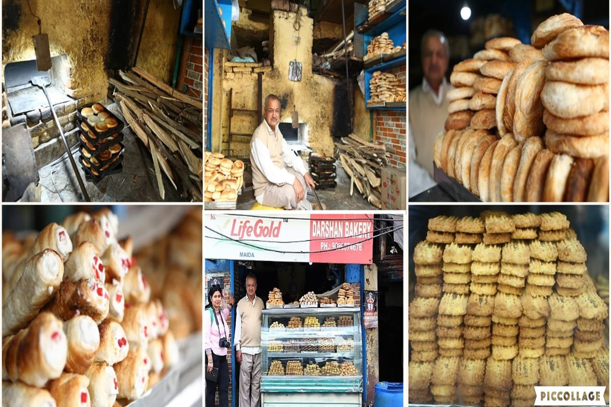 Darshan bakery In Jain Bazaar, Jammu